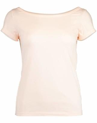 Aspesi Cipria Ballet Neck T-Shirt