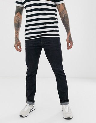 ONLY & SONS slim fit jeans in dark rinse