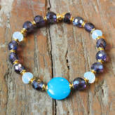 Sweet Cavanagh Bright Crystal And Agate Bracelet