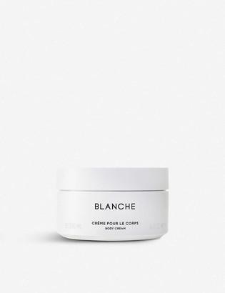 Byredo Blanche body cream 200ml
