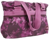 The North Face Acclivity Tote (Pamplona Purple Destiny Floral) - Bags and Luggage
