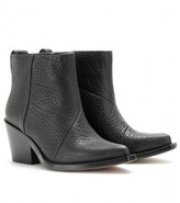 Acne Studios DONNA LEATHER ANKLE BOOTS