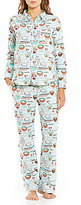 Sleep Sense Hot Chocolate Flannel Pajamas