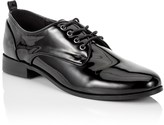 Head Over Heels Patent Lace Up Brogues