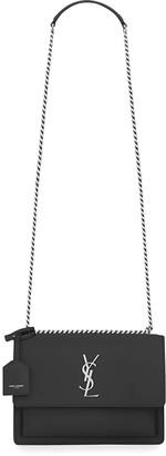 Saint Laurent Sunset Medium Monogram Crossbody Bag