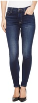 Hudson Barbara High Waist Super Skinny Ankle Five-Pocket Jeans in Recruit 2 Women's Jeans