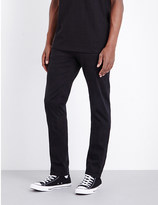 True Religion Relaxed slim-fit stretch-cotton trousers