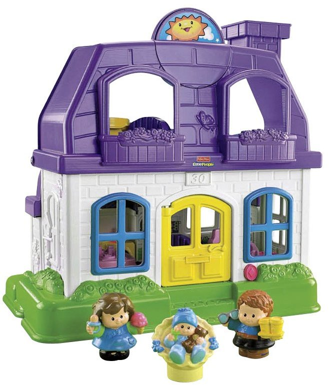Fisher-Price Happy Sounds Home