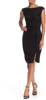 Marina Shift Lace Dress