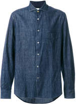 Paul Smith tailored-fit denim shirt