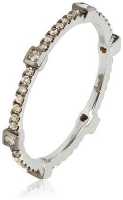 Annoushka Pavilion Brown Diamond Ring Size J