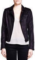 The Kooples Faux Leather Jacket