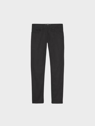 DKNY Men's The Slim Twill Jean - Black - Size 31x30