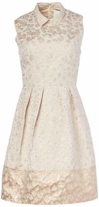 Erin Fetherston Erin Women's Carrie Blossom Jacquard Collar Dress