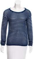 Alice + Olivia Crew Neck Knit Sweater w/ Tags