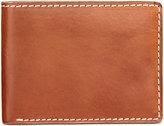 Patricia Nash Nash Men's Heritage Leather Double Billfold ID Wallet