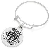 Alex and Ani Godspeed Expandable Wire Ring