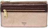 Fossil Preston Leather Flap Clutch Wallet