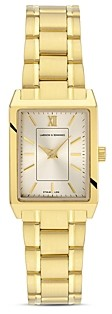 Larsson & Jennings WeWoreWhat for Gold-Tone Link Bracelet Watch, 22mm
