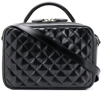 Junya Watanabe Square Quilted Tote