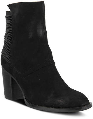 Azura Womens Apore Block Heel Dress Boots