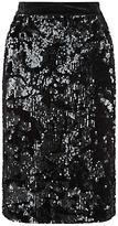 Fenn Wright Manson Petite Universe Skirt, Black