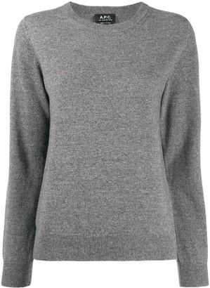 A.P.C. cashmere jumper