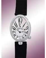 Breguet Diamond Reine de Naples 8918bb/58/864.d00d 18K White Gold and Diamonds Watch
