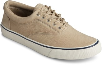 Sperry Men's Striper Washable Leather Sneakers