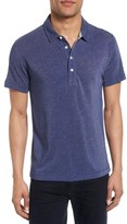Billy Reid Men's Grant Trim Fit Polo