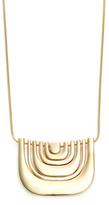 Trina Turk Metal Multi U Pendant Necklace