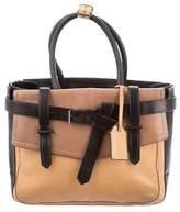Reed Krakoff Tricolor Boxer Bag