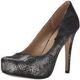 BCBGeneration Women's BG-Parade2 Platform Pump, Dark Gunmetal