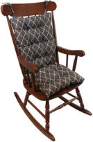 Klear-Vu Klear Vu The Gripper 2-pc. Trellis Universal Rocker Cushion Set