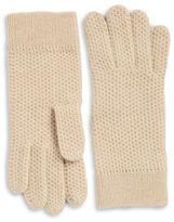 Portolano Knit Cashmere Gloves