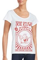 True Religion Salvador Short Sleeve Printed Tee