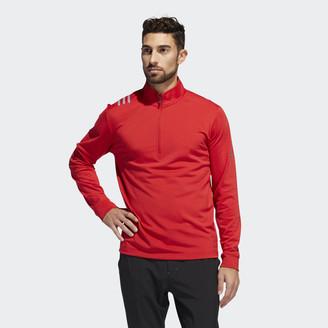 adidas 3-Stripes Core 1/4 Zip Sweatshirt