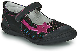 GBB NYOKO girls's Shoes (Pumps / Ballerinas) in Black