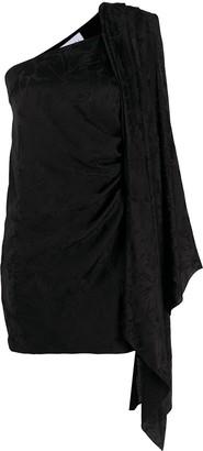 NERVI Bianca B one-sleeve dress