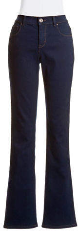 Style&Co. STYLE & CO. Tummy Control Boot Cut Jeans