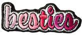 Stoney Clover Lane Besties Sticker Patch