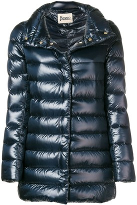 Herno Funnel-Neck Padded Jacket