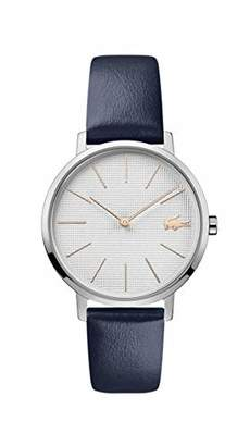 Lacoste Women's Stainless Steel Quartz Watch with Leather Strap