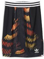 Adidas Printed Overlay Active Skirt