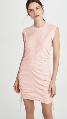 Alexander Wang High Twist Jersey Dress