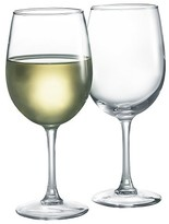 Luminarc Clear glass wine glass 12oz