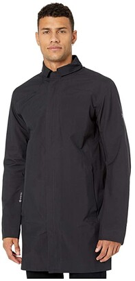Arc'teryx Keppel Trench Coat (Black II) Men's Coat