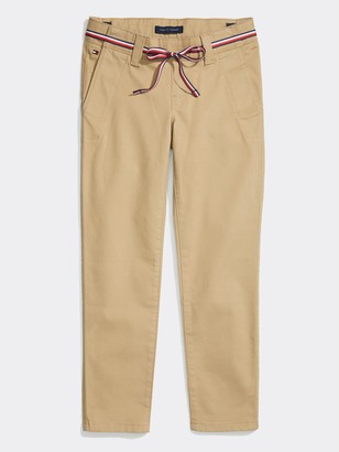 Tommy Hilfiger Seated Fit Slim Straight Pant