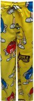 Mad Engine M&M's Peanuts Gimme A Break Fleece Lounge Pants for men
