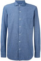 Aspesi chambray shirt - men - Cotton - 39
